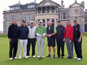 baker group - golf trip scotland