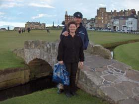 bjorklund - scotland golf tours