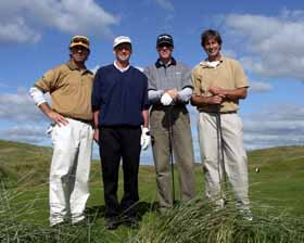 gannon group - golf trip ireland