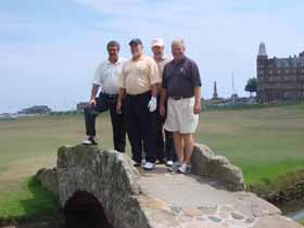 haygood group - golf vacations scotland