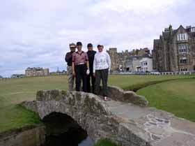 Golf Vacations Scotland - Karen Childs