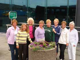 Kathy Smith Group - ireland golf trip