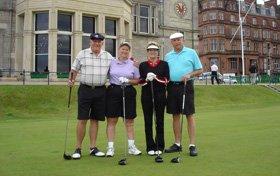 logie group - golf trip scotland