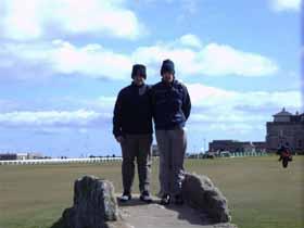 knudsen group - scotland golf trips