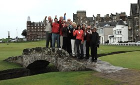 pressler party - golf vacations uk