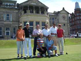 St Andrews Old Course - Guillermo Sanchez