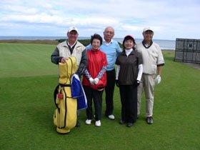 takagi group - golf vacations uk