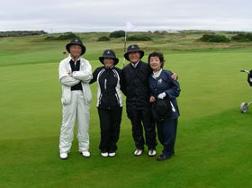 yuko takagi - golf vacations scotland