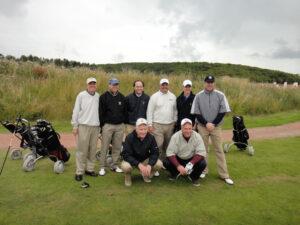 Chuck Bland - golf trips scotland